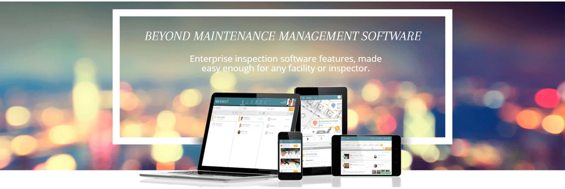 iCloudFIS | Cloud-based Facilities Inspection Software